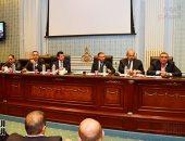 """رئيس لجنة """"شباب النواب"""": لن نسمح بإدارة اتحاد الكرة من خارج مصر.. صور"""