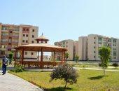 """الإسكان: 58.7 ألف وحدة سكنية بالمبادرة الرئاسية """"سكن لكل المصريين"""" بالمدينة"""