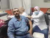 المترو يعلن تطعيم جميع العاملين بالخطين الأول والثانى بلقاح كورونا