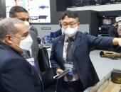 وزير الإنتاج الحربى يلتقى وزير إدارة المشتريات الدفاعية بكوريا الجنوبية