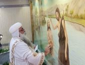 الكنيسة الأرثوذكسية تدشن معمودية كنيسة الملاك بالرحمانية و العذراء بالمنيا