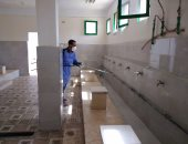 فتح دورات المياه فى المساجد فجر اليوم بعد غلقها منذ بداية أزمة كورونا