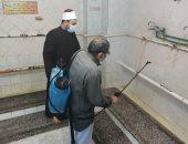 7 ضوابط لفتح دورات المياه فى المساجد.. والغلق بعد كل صلاة