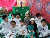 بالحصان والعروسة والليلة الكبيرة.. صور احتفال الأطفال بالمولد النبوى الشريف