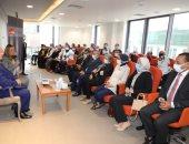 """تدريب الدفعة الأولى من موظفى محافظة القاهرة ضمن برنامج """"ديوانى كفء"""""""