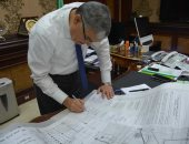 محافظ المنيا يعتمد المخطط الاستراتيجى لمدينتى أبوقرقاص وديرمواس