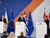 رئيس قبرص يؤكد تطابق موقف بلاده مع مصر واليونان بشأن القضايا المشتركة