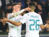 ملخص وأهداف مباراة كلوب بروج ضد مانشستر سيتي فى دوري أبطال أوروبا