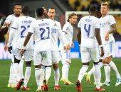 ريال مدريد يستعيد توازنه بخماسية ضد شاختار فى دوري أبطال أوروبا.. صور