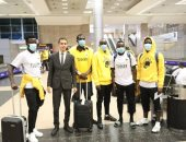 بعثة توسكر الكيني تصل القاهرة استعدادا لمواجهة الزمالك