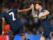 ملخص وأهداف مباراة باريس سان جيرمان ضد لايبزيج في دوري أبطال أوروبا