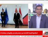 تفاصيل انطلاق القمة المصرية القبرصية اليونانية بمشاركة الرئيس السيسى.. فيديو