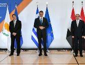 """صحيفة يونانية: قمة """"مصر واليونان وقبرص"""" الثلاثية تؤكد المصالح الإقليمية المشتركة"""