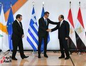 القمة الـ9 لمصر واليونان وقبرص.. بين هندسة ترتيبات الإقليم وطمأنة حلفاء المتوسط