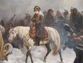 انسحاب كارثى بطعم الهزيمة.. جيش نابليون بونابرت يغادر روسيا