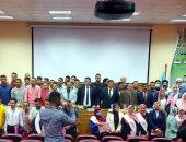 جامعة الأزهر تستضيف منصة شباب المناخ.. صور