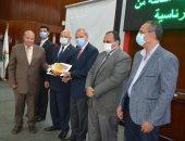 """محافظ القليوبية يشهد احتفالية تكريم طلاب المرحلة الثالثة من مبادرة """"صنايعية مصر"""""""