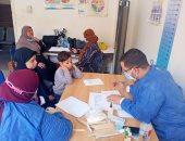 الكشف على 747 مواطنا فى قافلة طبية بقرية برما بطنطا ضمن مبادرة حياة كريمة