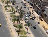 محافظ الإسكندرية: الانتهاء من 80% من أعمال تطوير طريق مصطفى كامل الرئيسى