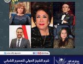 مؤتمر صحفى 25 أكتوبر للكشف عن فعاليات مهرجان شرم الشيخ الدولى للمسرح الشبابى