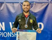 """البريد المصرى يحصد الميدالية البرونزية ببطولة العالم للمصارعة """"للرواد"""" باليونان"""