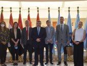محافظ البحر الأحمر يستقبل وفدا دبلوماسيا من 12 دولة تمهيدا لزيادة الرحلات السياحية