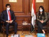 سفير قطر بالقاهرة يشيد بطفرات التنمية بمختلف المجالات فى مصر
