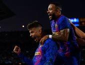 بيكيه أكبر لاعب يسجل لـ برشلونة فى تاريخ دوري أبطال أوروبا