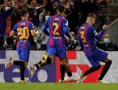 ملخص مباراة برشلونة ضد دينامو كييف فى دوري أبطال أوروبا.. فيديو