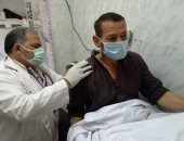 الكشف على 1154 مريضا بقافلة طبية علاجية بقرية كفر المحمدية مركز ميت غمر