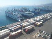 موانئ البحر الأحمر: تداول 554 ألف طن بضائع عامة خلال شهر سبتمبر الماضى بزيادة 3%