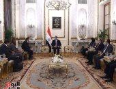 رئيس الوزراء: الحكومة تعمل جاهدة لتحقيق معدلات نمو عالية فى ظل ظروف استثنائية