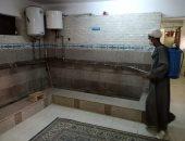 إعادة فتح دورات المساجد فى الغربية بعد غلقها منذ بداية كورونا.. لايف