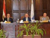 تشكيل لجنة مركزية لقبول طلاب الدراسات العليا الوافدين بجامعة الإسكندرية