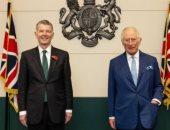 الأمير تشارلز ولى العهد البريطانى يلتقى رئيس الاستخبارات البريطانية