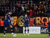روما يتلقى هزيمة مذلة أمام بودو جليمت 6-1 بـ دورى المؤتمر الأوروبي