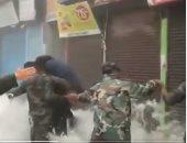 مصرع 54 شخصا شمال الهند و77 فى نيبال جراء الفيضانات العارمة.. فيديو