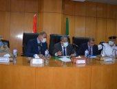محافظ المنيا يوافق على بدء إجراءات تقنين 155 طلبا على أراضى أملاك الدولة