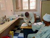 المنيا تبدأ فعاليات المبادرة الرئاسية لمتابعة وعلاج الأمراض لكبار السن ..صور