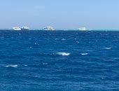 تأجيل تنفيذ سيناريو غرق عبارة للأسبوع المقبل بسبب ارتفاع الأمواج بالبحر الأحمر