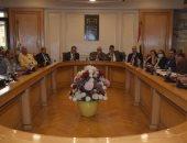 اجتماع طارئ بغرفة القاهرة لبحث سبل زيادة معروض المحاصيل الزراعية