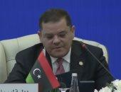 رئيس حكومة ليبيا: جهود الدول الشقيقة والصديقة أسهمت فى وقف الحرب