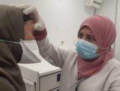 الكشف وتوفير العلاج لـ1600 مواطن بنواميس الواسطى ببنى سويف