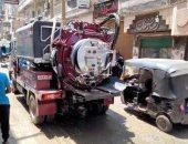 محافظة الشرقية تستعد لموسم الشتاء بتطهير الشبكات