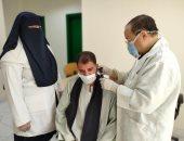 حياة كريمة بالمنيا.. تقديم الخدمات الطبية لـ1867 مواطنا بقرية جبل الطير القبلية