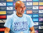 جوارديولا: نتعرض لانتقادات لاذعة عند الخسارة.. وبرايتون فريق استثنائي