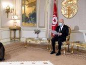 رئيس تونس يرحب بدعوته لزيارة الكويت.. ويؤكد: سألبيها قريبا