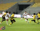 60 دقيقة.. الزمالك يتقدم على توسكر الكيني 2 / 0 في دوري أبطال أفريقيا