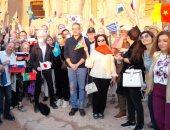 السياحة: حضور سفراء العالم رسالة طمأنة إلى مواطنيهم بدولهم المختلفة
