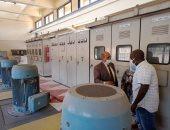 رئيس شركة مياه الإسكندرية يتفقد مشروعات حياة كريمة لمتابعة نسب التنفيذ